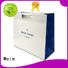 Welm premium paper bags wholesale with die cut handle for gift shopping