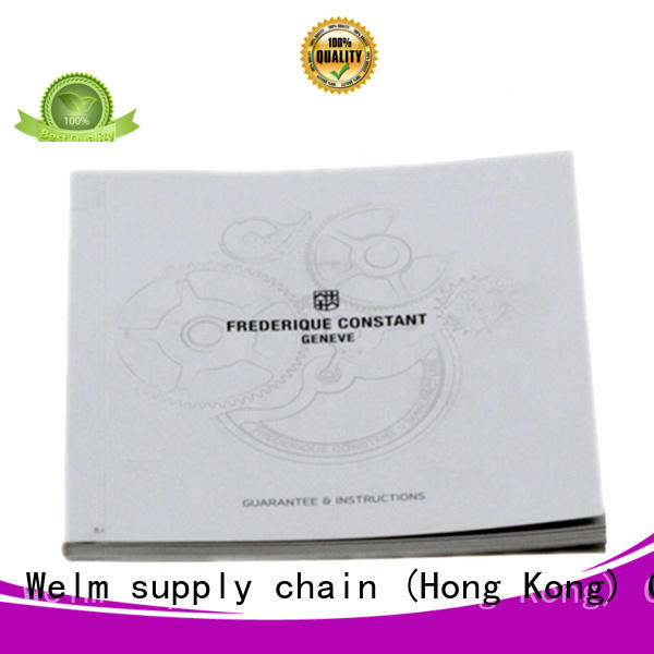 brochure catalog printing brochure for Welm