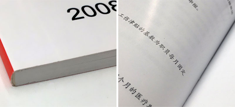 Custom Brochure Printing Paper Instruction Manual-10