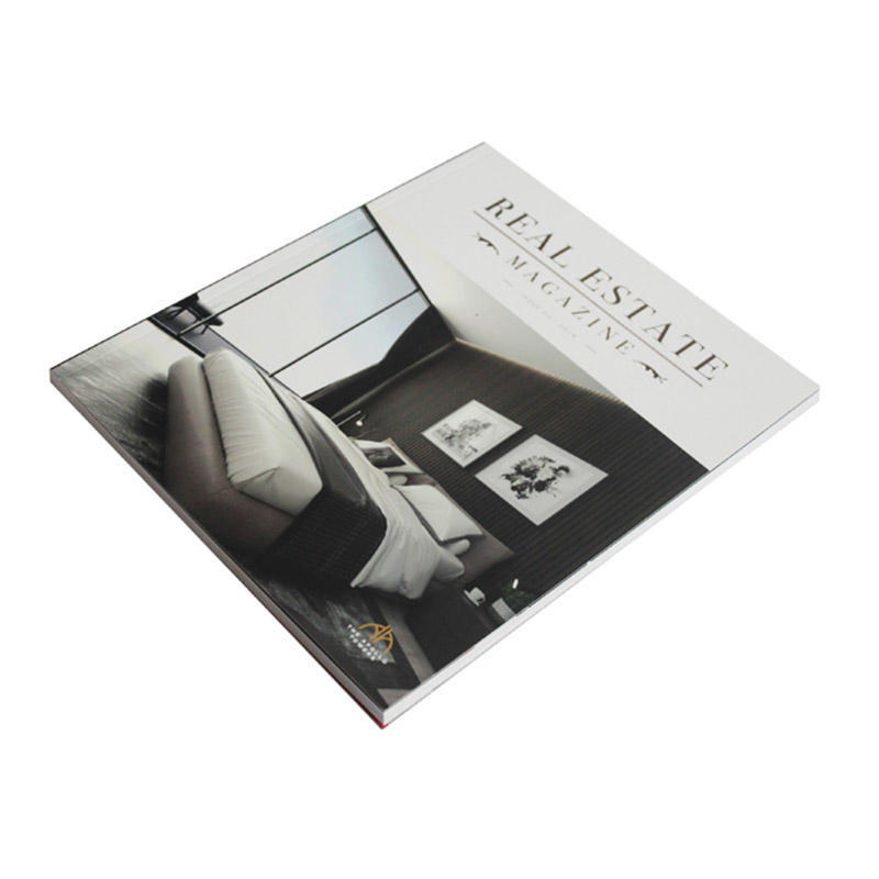 Custom Book Shape Household Supplies Brochure Printing