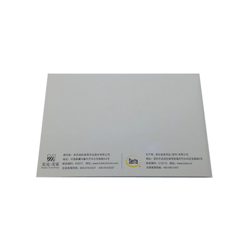 Custom Brochure Printing Paper Instruction Manual-5