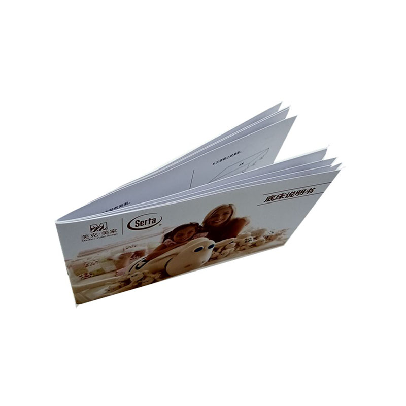 Custom Brochure Printing Paper Instruction Manual-7