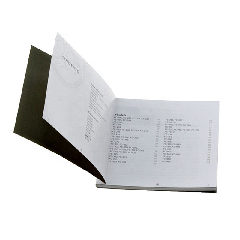 paper brochure manufacturer for business Welm-6