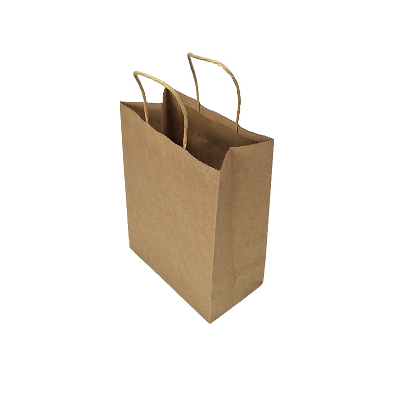 Welm paper bags wholesale with gold logo print for shopping-4