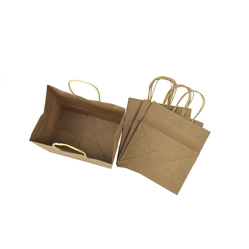 Welm paper bags wholesale with gold logo print for shopping-7