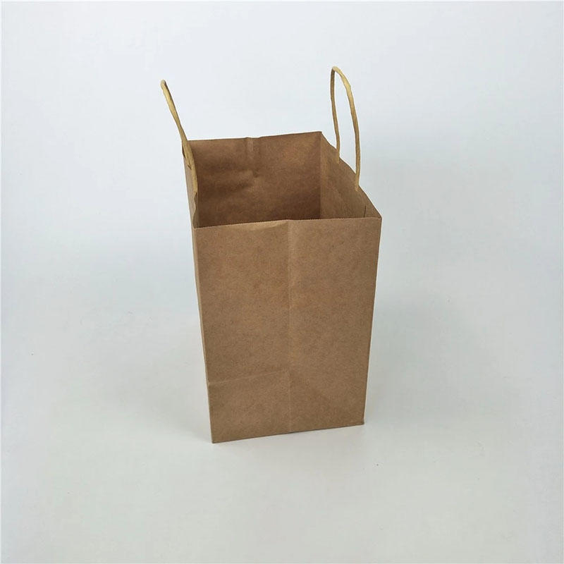 high quality custom paper bags with die cut handle for shopping Welm