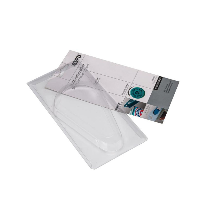 Welm double clamshell foil blister packs for mouse packaging-5