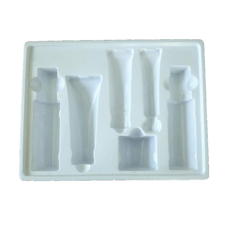 Welm circle cavity blister packaging suppliers tray for cosmetics and toy