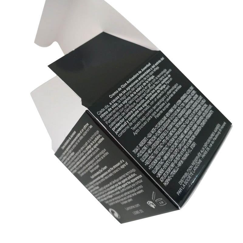Welm carton cosmetic packaging box full round tube for sale