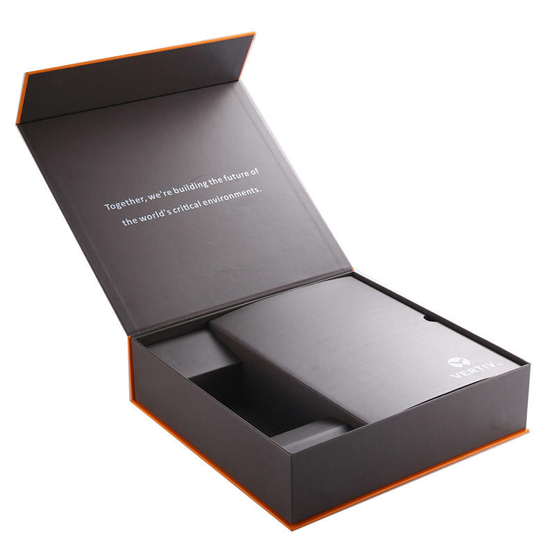 Welm high quality magnetic gift box windows for gift