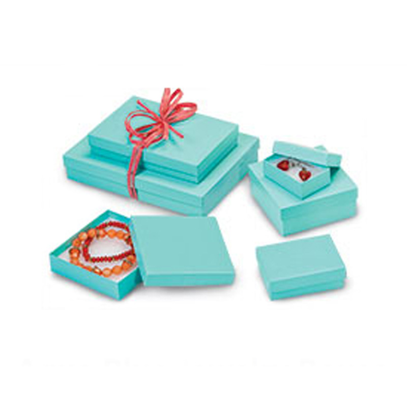 new off white jewelry box magnetic with thank you stickers for children toys-1