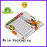 Welm plastic blister box packaging candle mold for mouse packaging