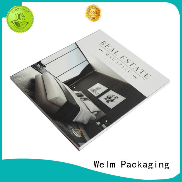 Quality Welm Brand instructions brochure printing