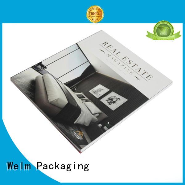 paper brochure high end online Welm