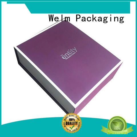 Welm jewelry jewellery gift boxes cheap magnetic for
