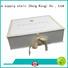 Welm foldable magnetic closure gift box logo online