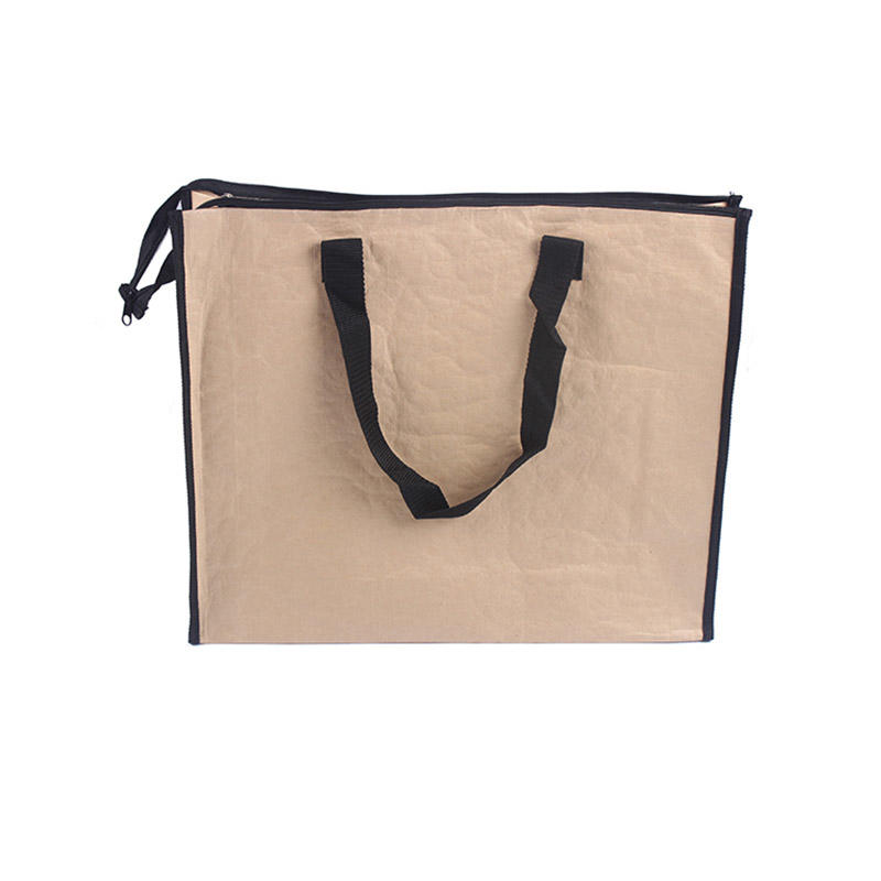 latest brown paper craft bag design for business for gift shopping-2
