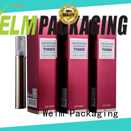 Welm new lip gloss packaging wholesale manufacturers for tempered glass packing