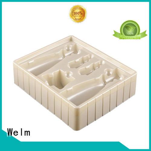 Welm packaging food blister packaging foil