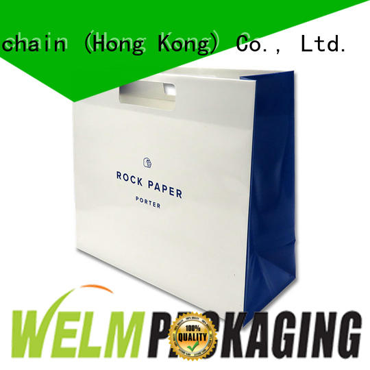 paper carry bag colorful for gift shopping Welm