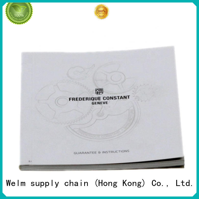 Welm business pamphlet printing supply for sale