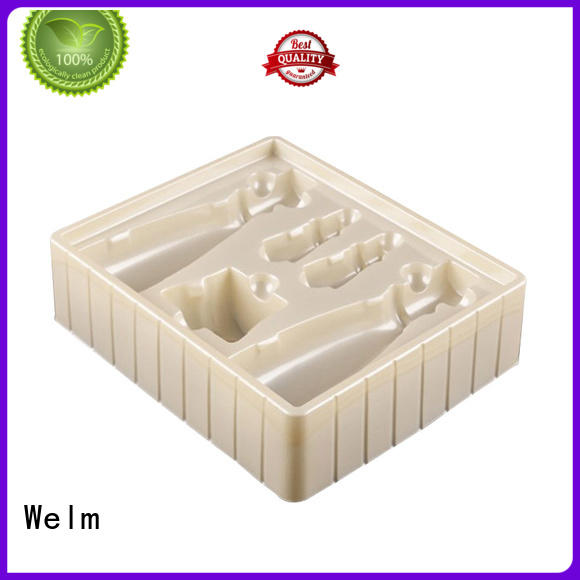 wheels blister pack packaging tray for mouse packaging