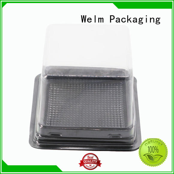 plastic blister pack packaging candle mold for mouse packaging