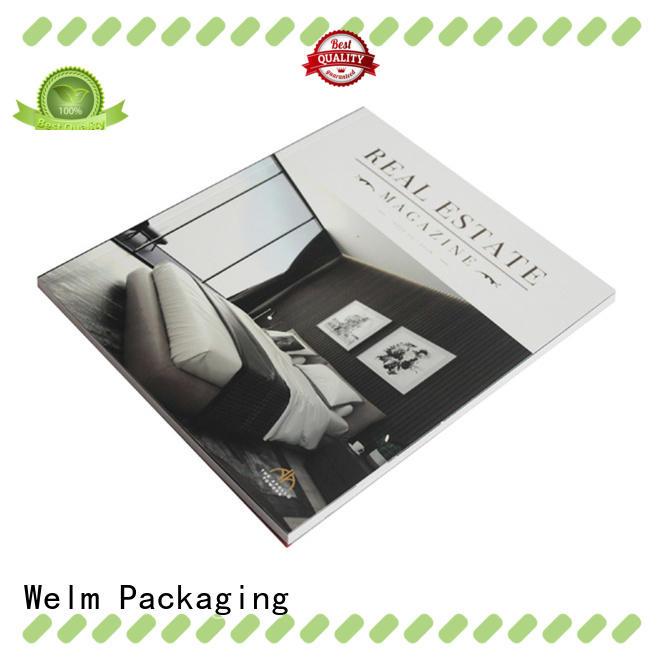 Welm manual business brochure design pamphlet business