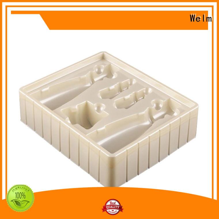 Hot packing blister pack packaging hardware liner Welm Brand