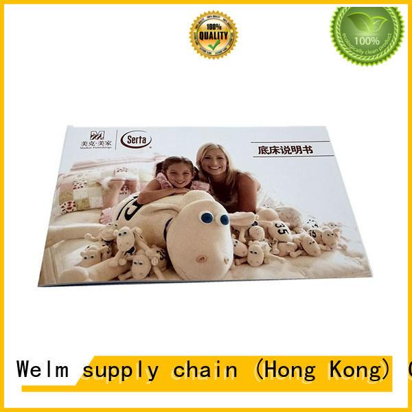 coated types of brochure supplier online