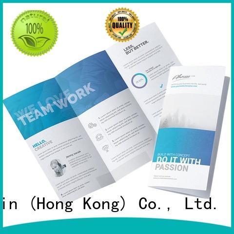 Hot paper brochure printing household bulk Welm Brand