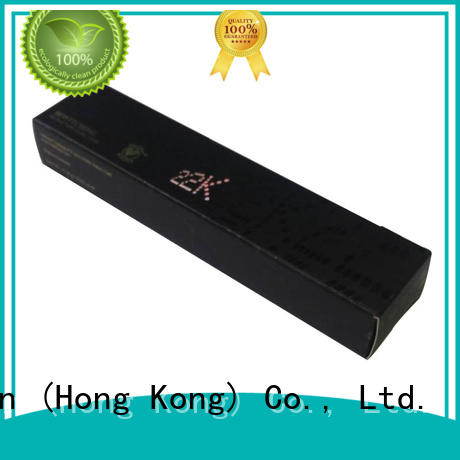 Welm luxury skin care packaging boxes for lip stick