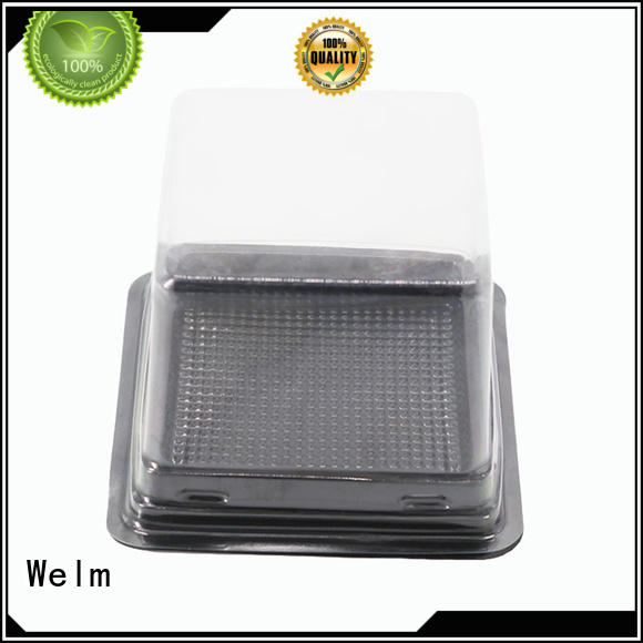 food blister packaging pack packing clamshell Welm Brand company