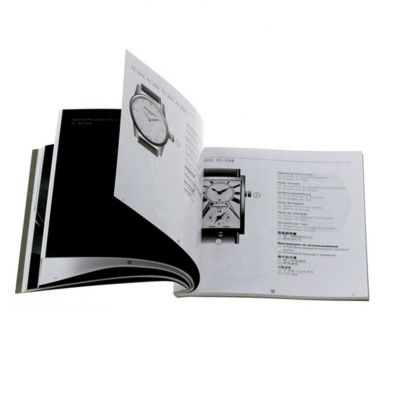paper brochure manufacturer for business Welm-2
