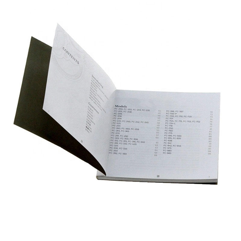 paper brochure manufacturer for business Welm-1