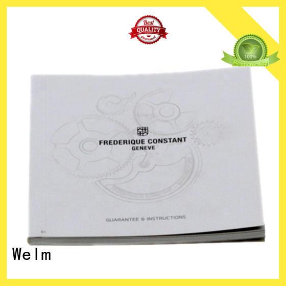 paper brochure manufacturer for business Welm