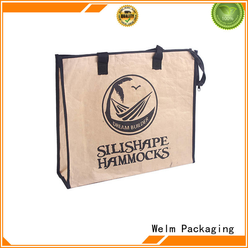 latest brown paper craft bag design for business for gift shopping
