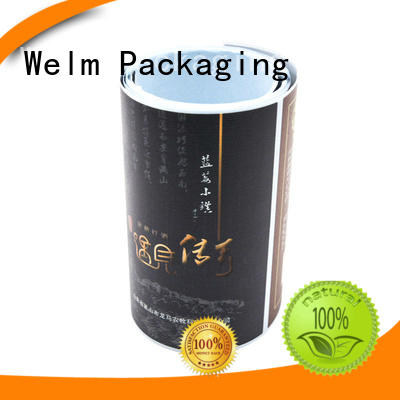 Welm quality packaging labels private bottle