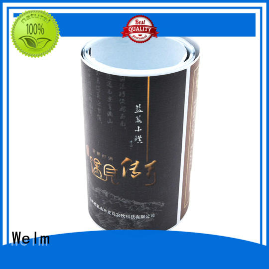heat sensitive personalised business stickers printed manufacturers for sale