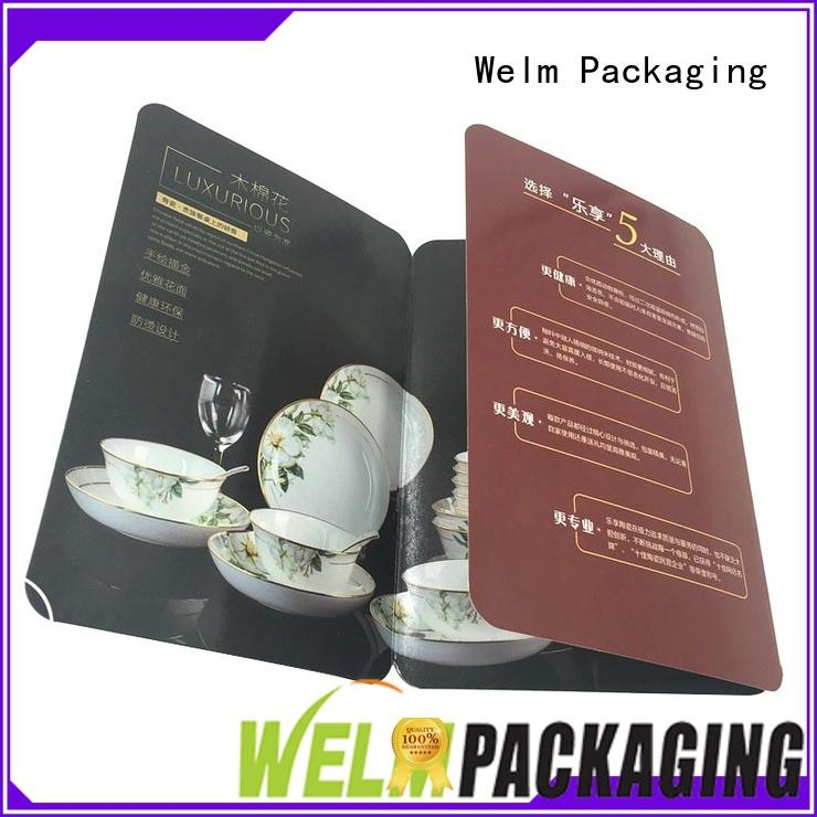 Welm instructions product brochure brochure for