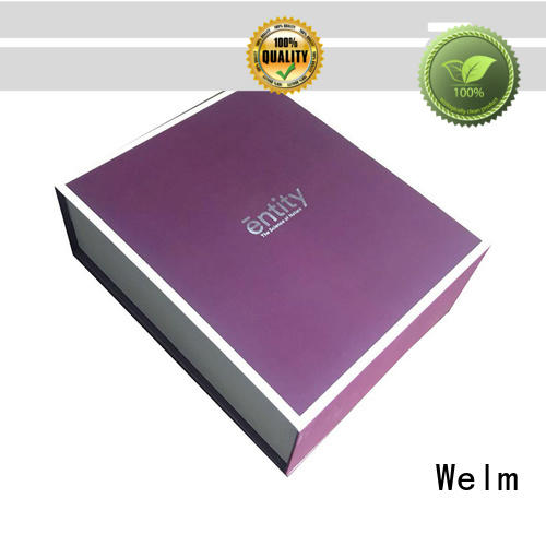 high end jewelry gift box supplier for sale Welm