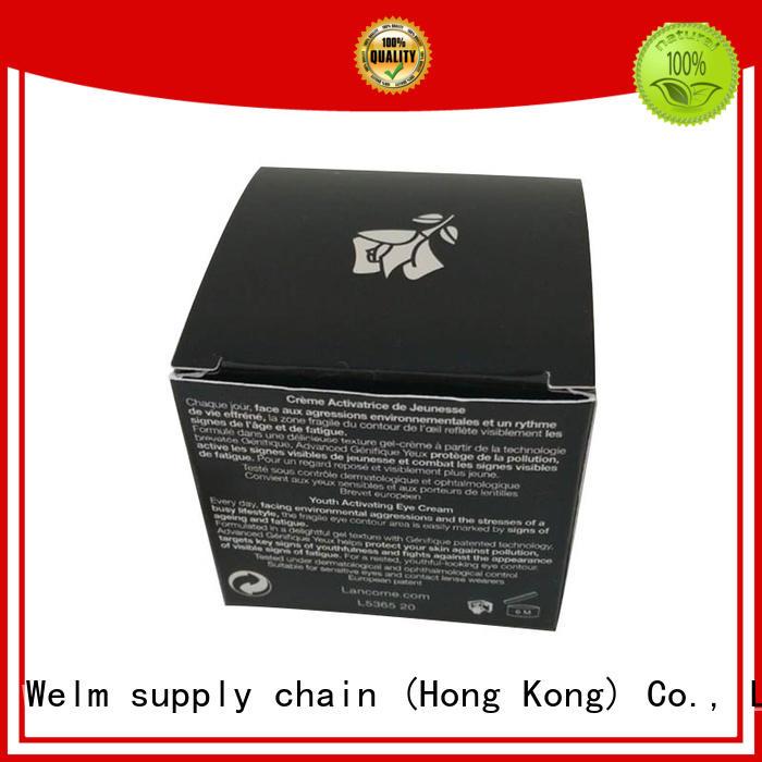 lipstick packaging customized silver luxury Warranty Welm