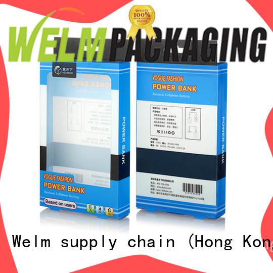 headphone Electronics packaging box manufacturer for men