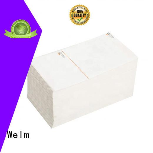 Welm thank you custom sticker maker manufacturer for sale