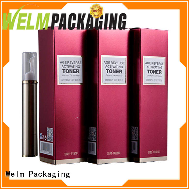 Welm gift skincare packaging wholesale company for sale