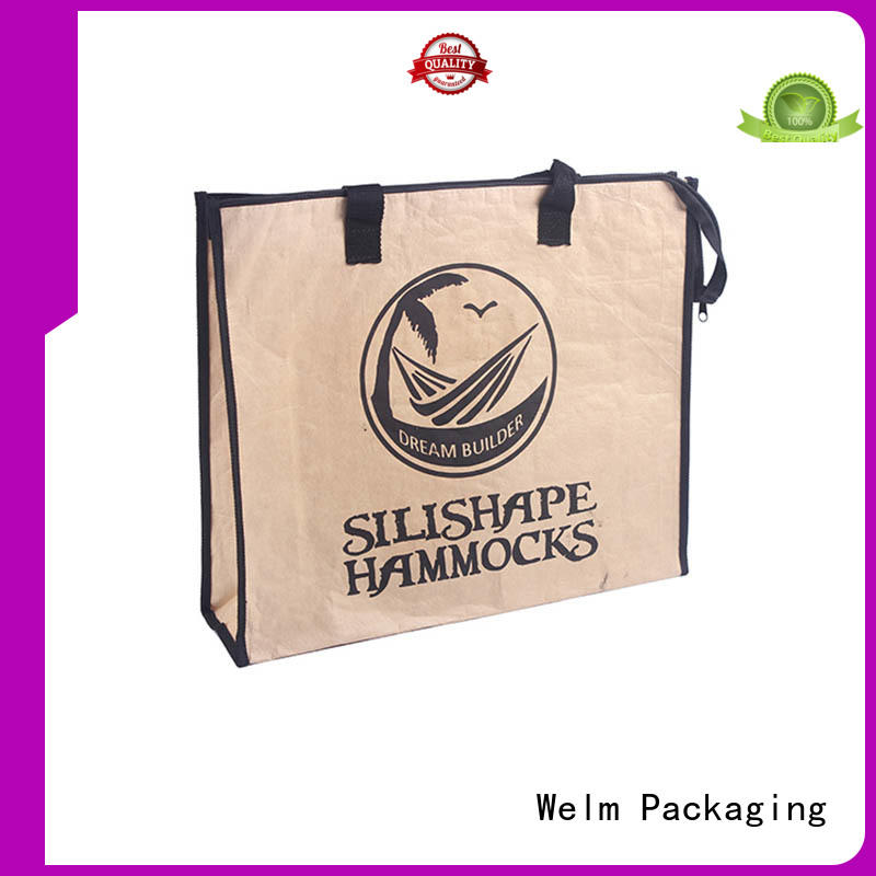 stone paper bag manufacturers with gold logo print for gift shopping