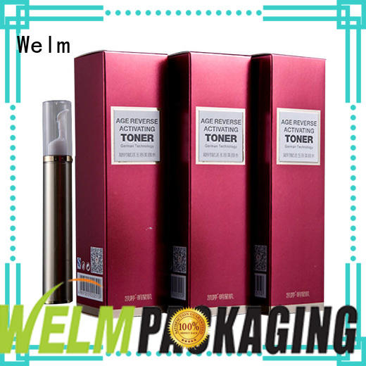 Welm high end boxes for cosmetic products manufacturer for lip stick
