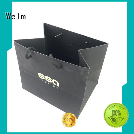 Welm bags small paper bags cut shopping