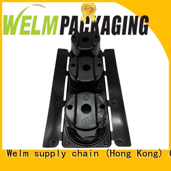 Welm vacuumed blister box packaging supermarket fruit display for mouse packaging