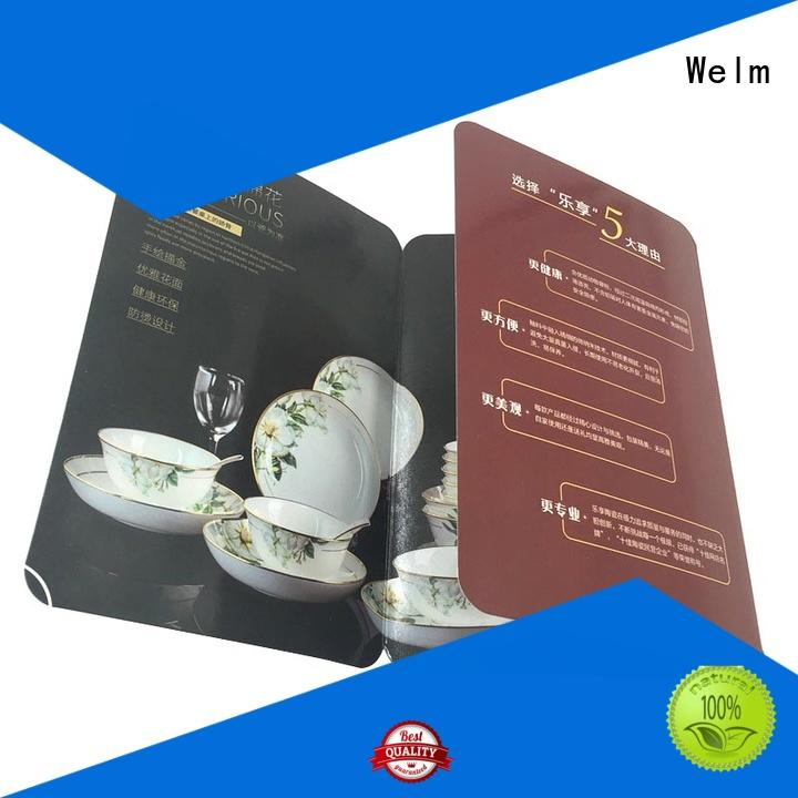 household brochure printing services manufacturer for business